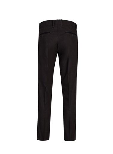 Kiğılı Pantolon Gri